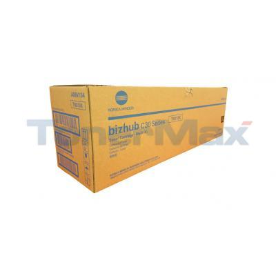 KONICA MINOLTA BIZHUB C30 TONER CARTRIDGE BLACK HIGHT CAPACITY